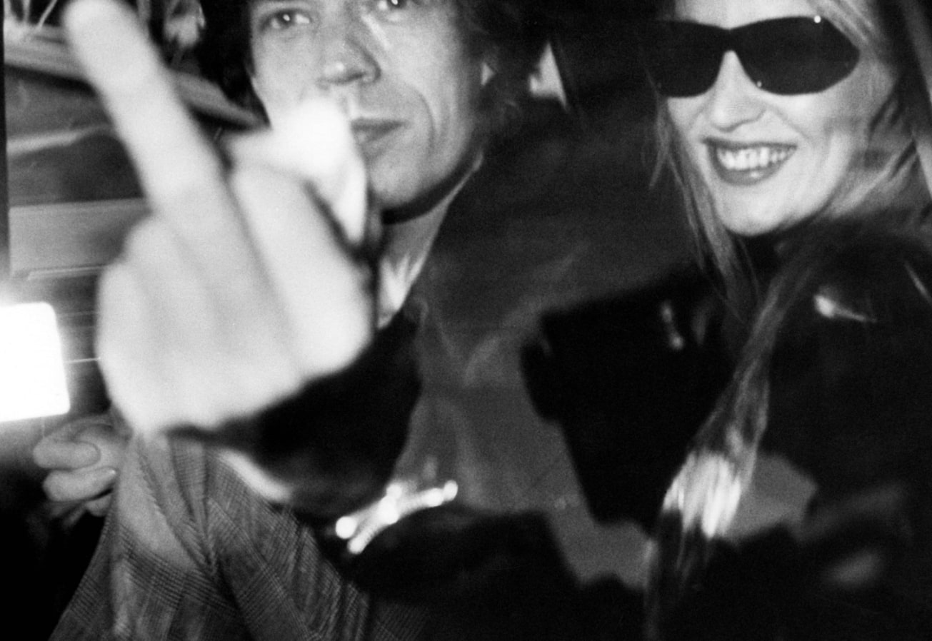 Mick jagger et jerry hall -Fuck - couple mythique