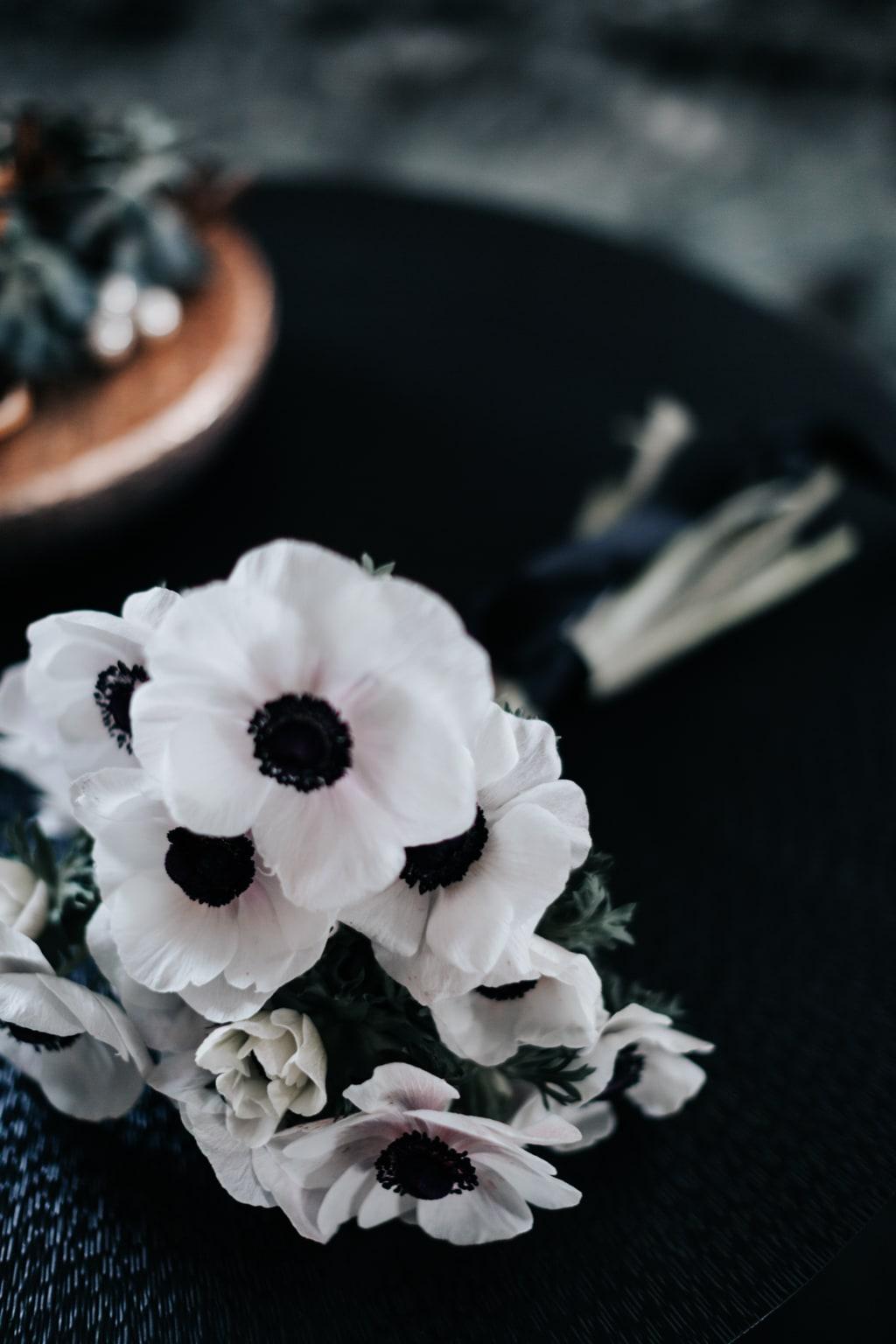 Bouquet Glamour-mariage Glamour-Bastide saint julien-DelphinaCphotographie
