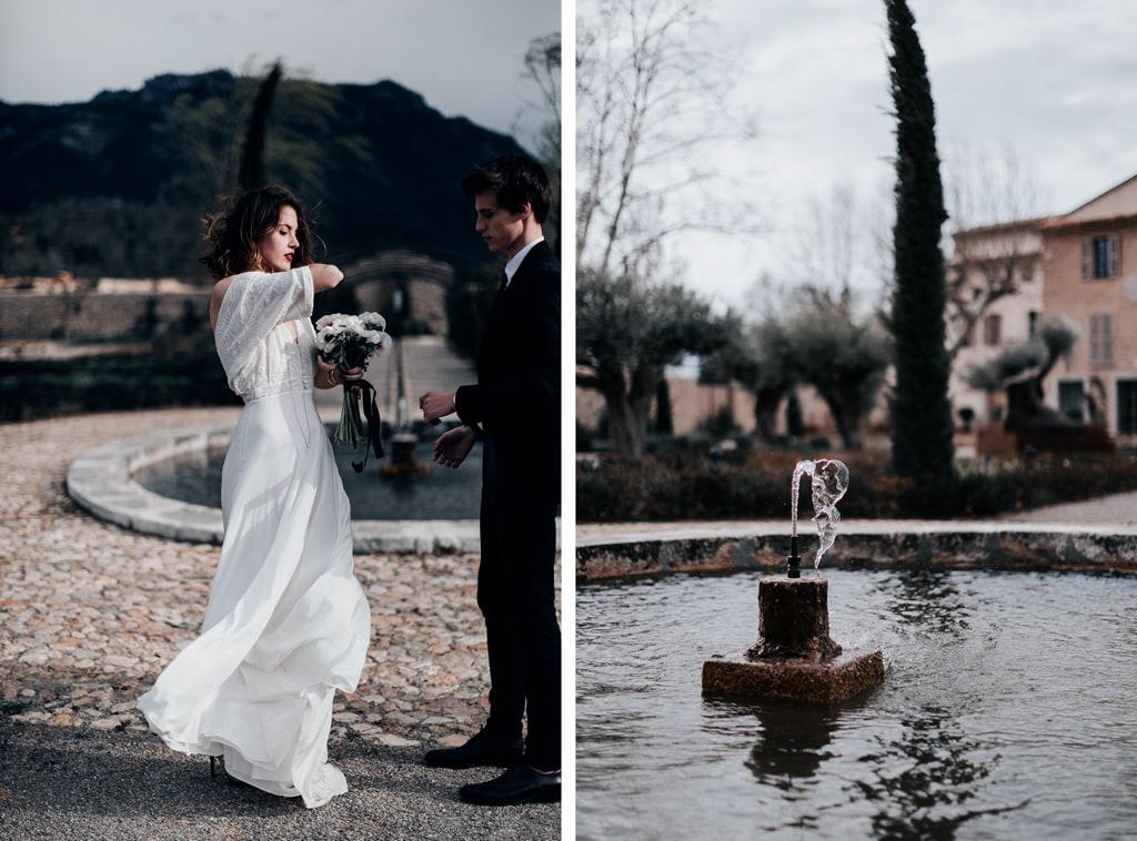 The couple-mariage Glamour-Bastide saint julien-DelphinaCphotographie