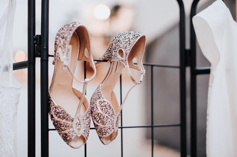 chaussure mariée iconic wedding dress Marseille