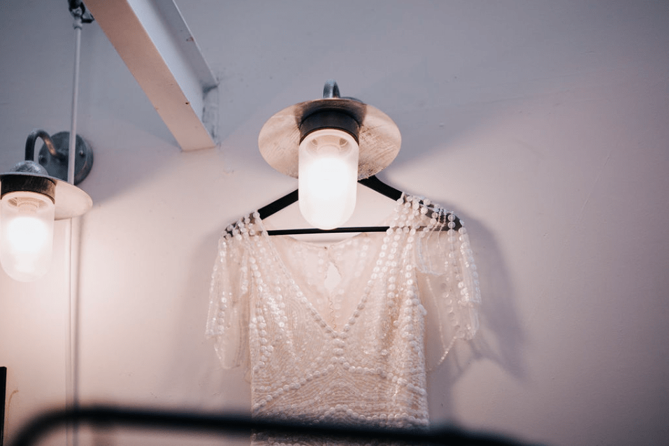 Robe de mariée iconic wedding dress Marseille