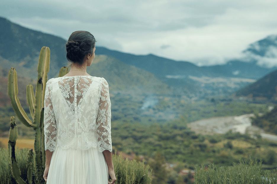 Créatrices de robe de mariée Fluide-Laure de sagazan-Blog mariage Delphine Closse