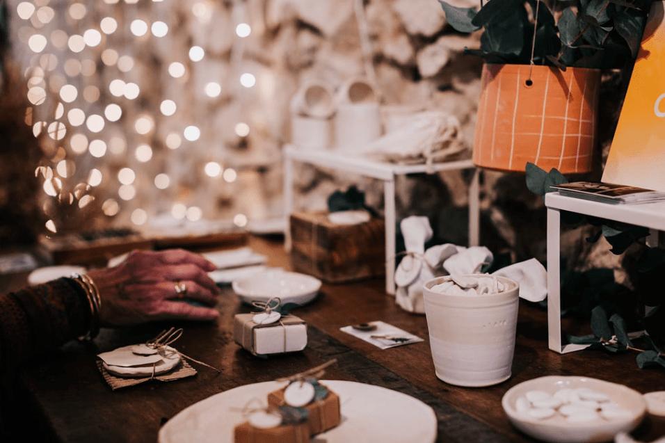 décoration céramique artisanale-Festival de mariage la noce-Delphine Closse photographe