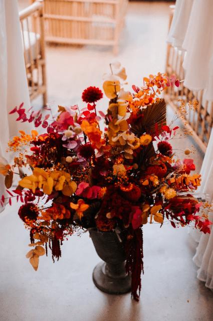 Décorations Florales-Festival de mariage la noce-Delphine Closse photographe