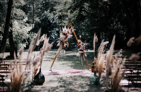 Mariage bohème à Avignon-Delphine Closse