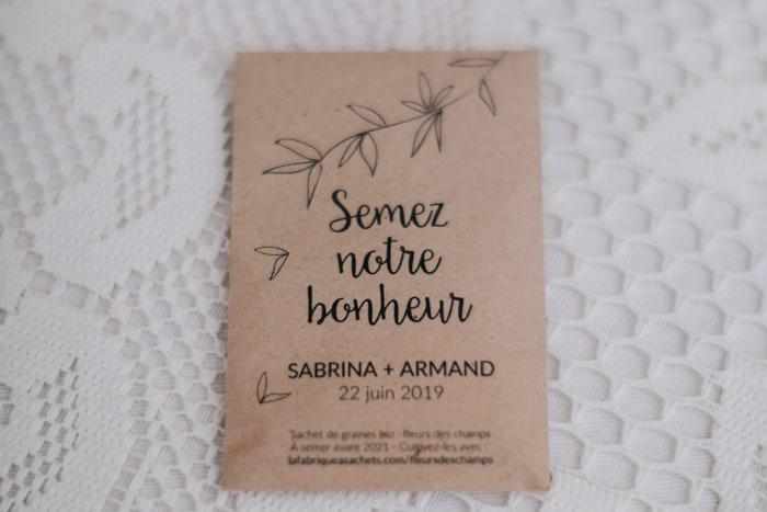des cadeaux invités-Mairiage vintage à Forcalquier-Delphine Closse