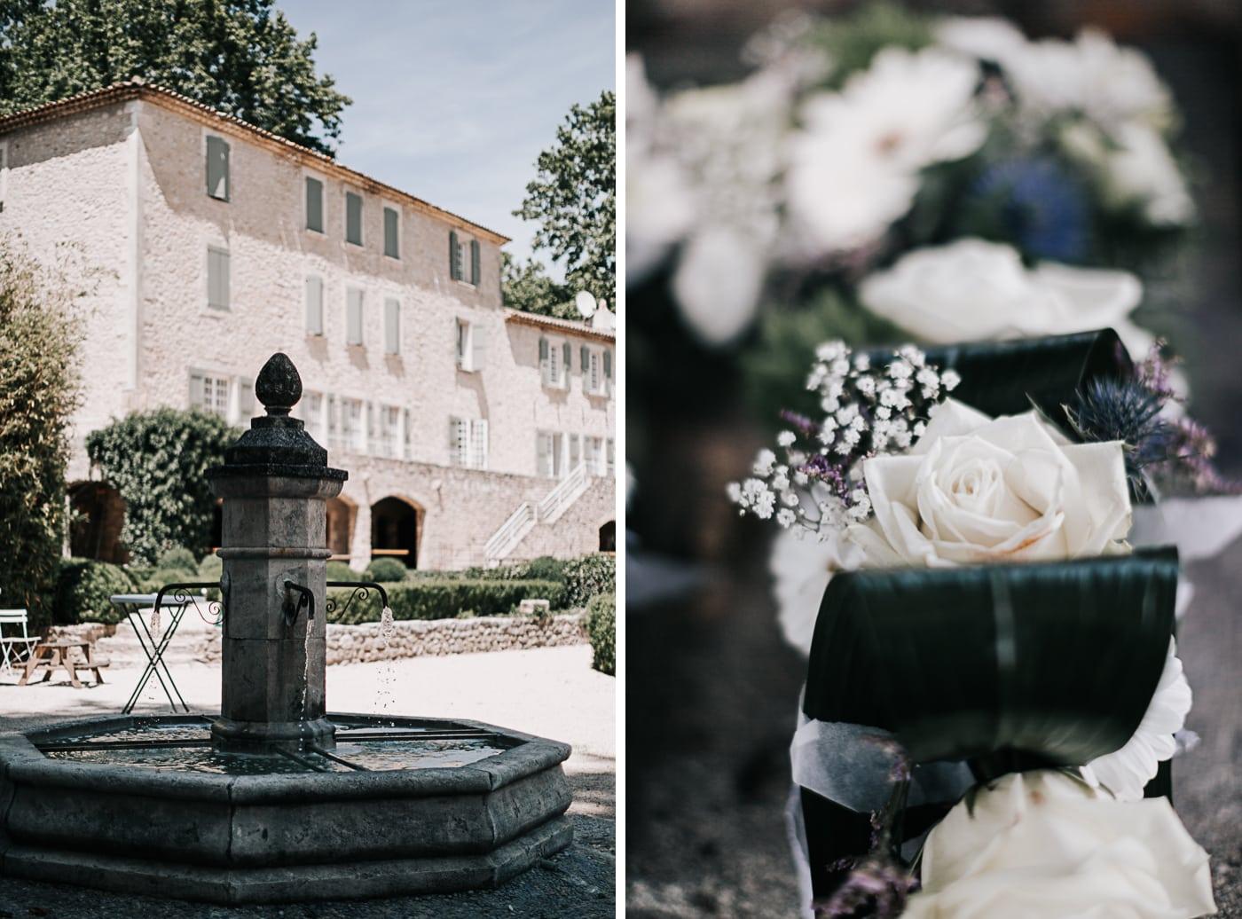 Mariage au chateau du Griffon-Delphine Closse