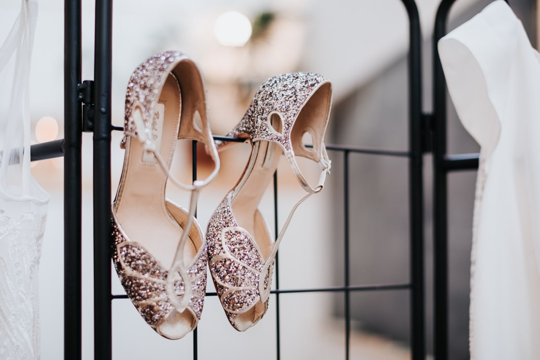 Chaussure mariage-salon La Noce -Iconic wedding Dress-Delphine Closse