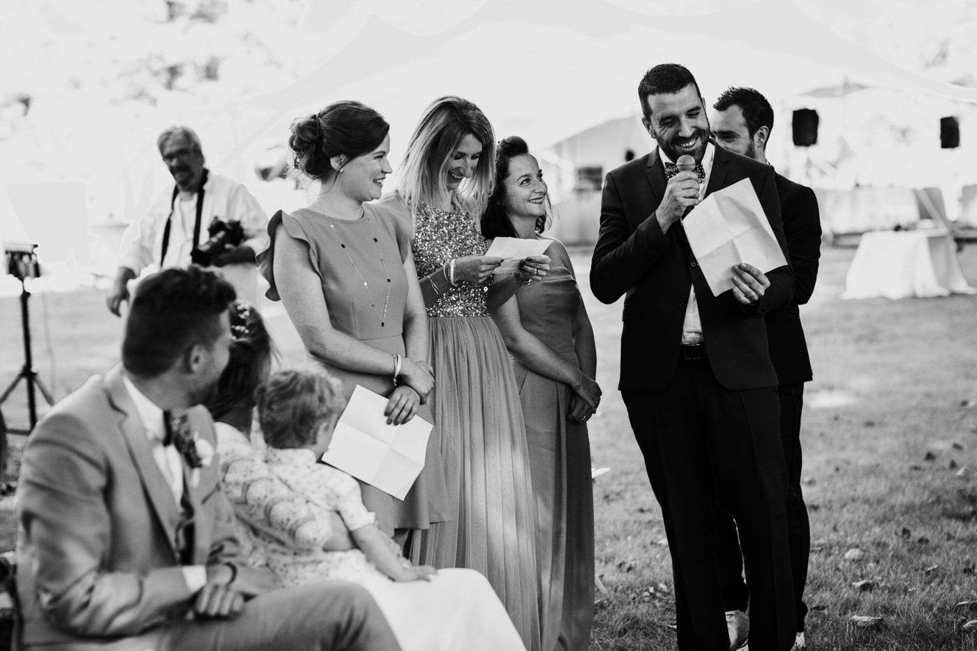discourt de mariage au chateau du Griffon-Delphine Closse