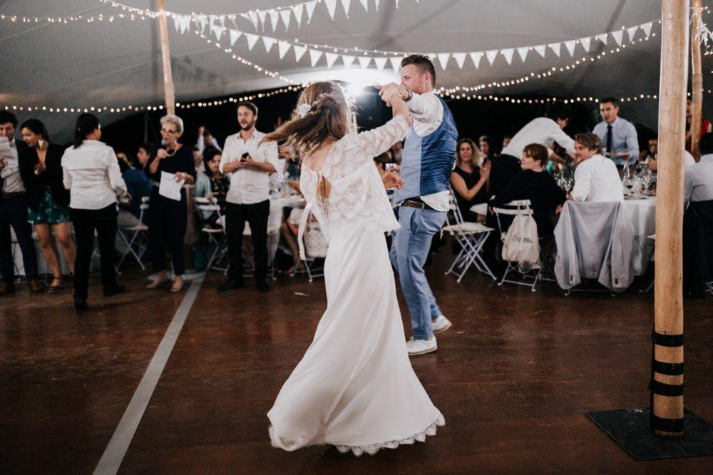 danse des mariés au chateau du Griffon-Delphine Closse