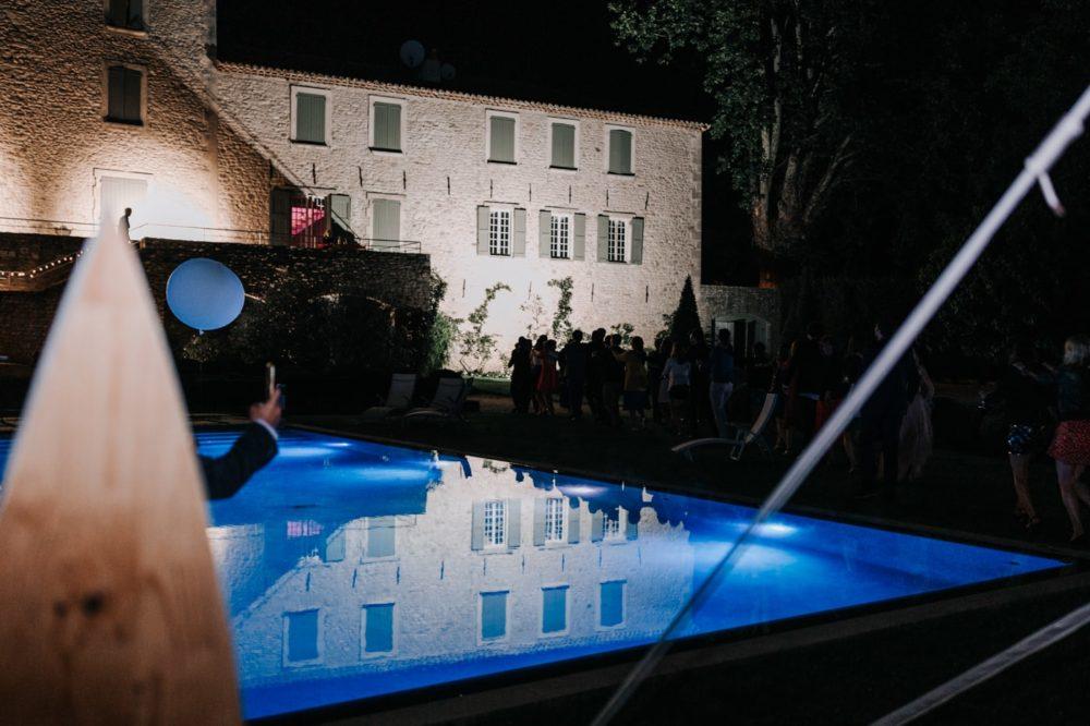 Fin de soirée et danse de chenille au chateau du Griffon-Delphine Closse