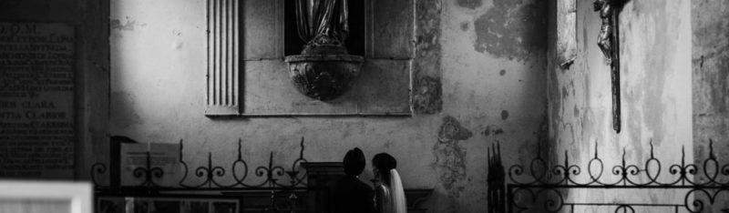 mariage vieille chapelle de Vaison la romaine-Provence-Delphine closse