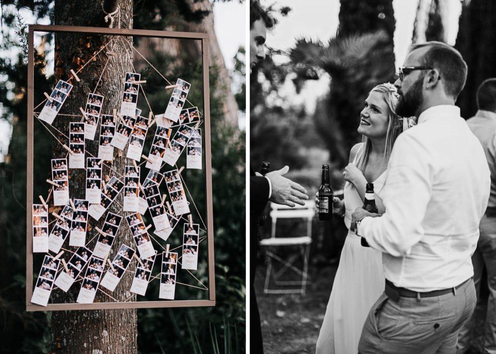 Cocktail mariage-mariage Cadière D'Azur- Domaine de Rochebelle #freeloverock-Delphine Closse