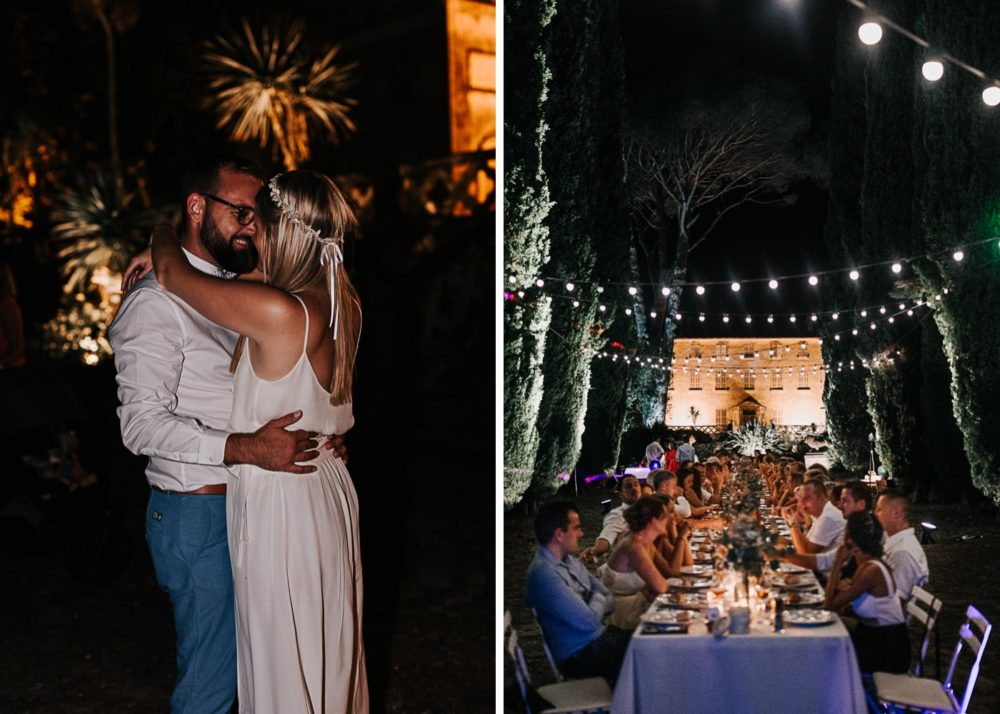 Soirée mariage bohème à la Cadière d'Azur-Delphine Closse