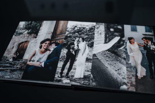 Infos pratiques - album photo de mariage en cuir-Delphine Closse