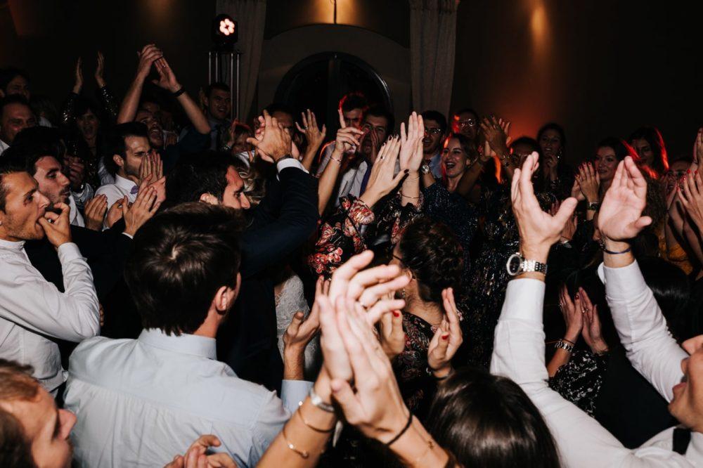 Danse-Mariage au château Latour Vaucros-Delphine Closse
