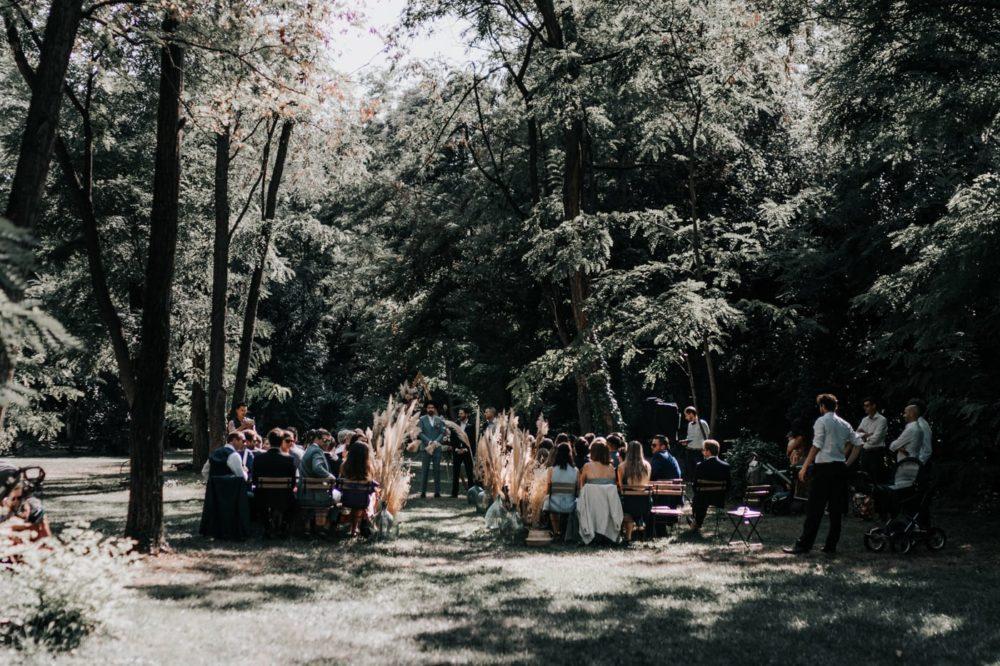 Cérémonie laique-Mariage bohème au domaine du taleur-Avignon-Delphine Closse