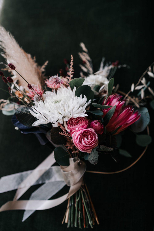 Bouquet Jadis Fleur-Mariage bohème au domaine du taleur-Avignon-Delphine Closse