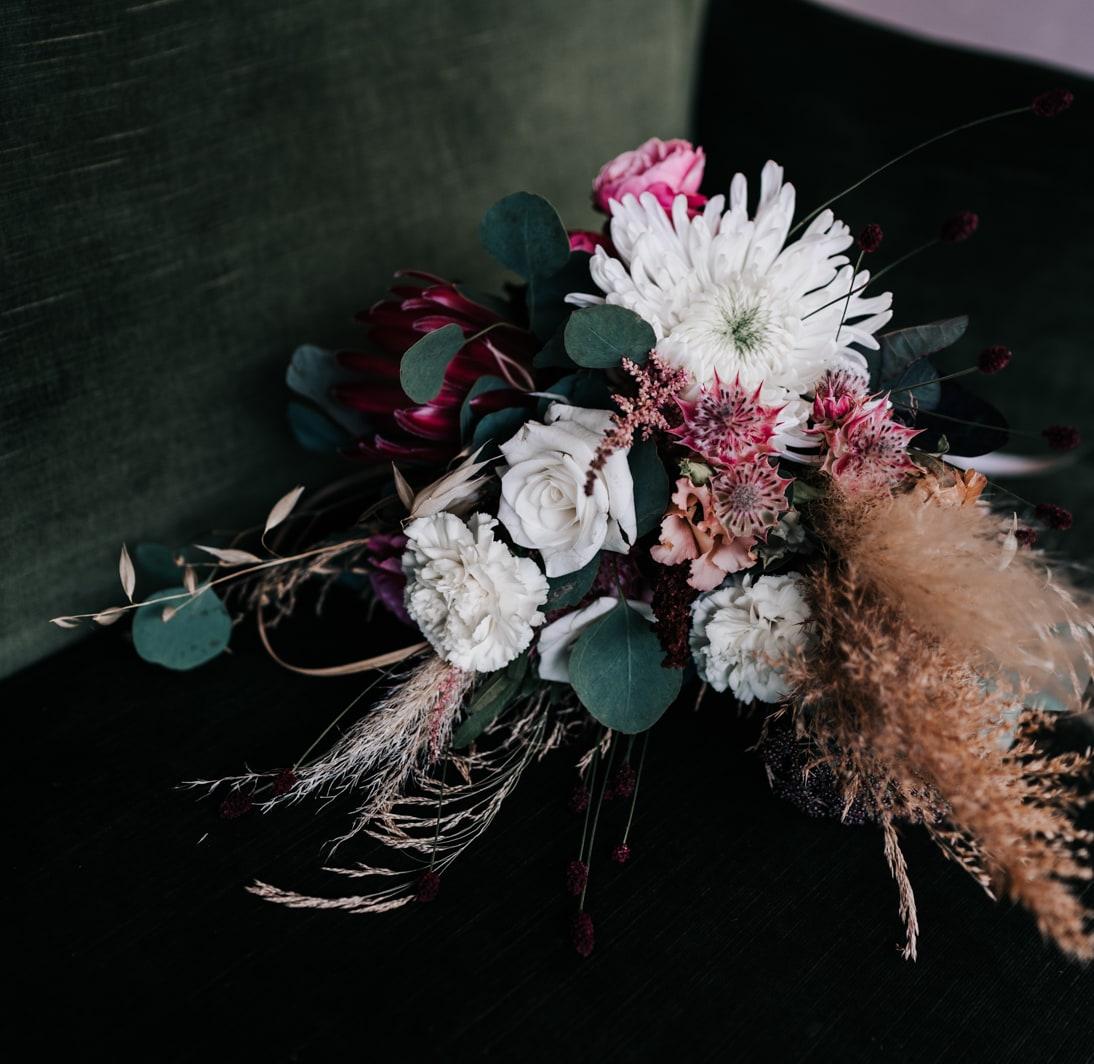 bouquet de mariée Jadis Fleur Loic Barbarroux-Delphine Closse