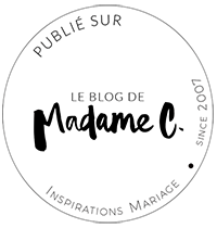 Badge le blog de madame C
