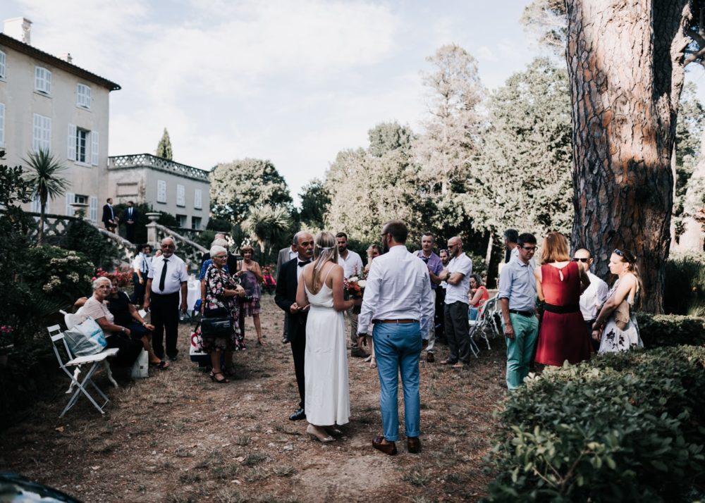 Cocktail de mariage-mariage Cadière D'Azur- Domaine de Rochebelle #freeloverock-Delphine Closse