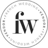 Badge French My Wedding Style