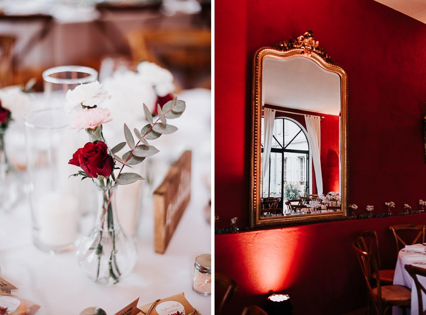 Salle de repas-Mariage Sophie&Paul-Domaine du Taleur-Delphine Closse