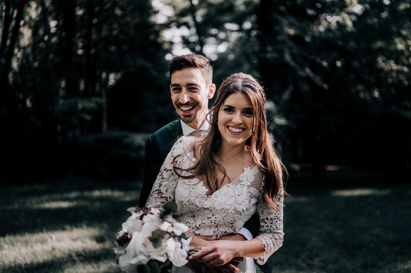 The couple-Mariage Sophie&Paul-Domaine du Taleur-Delphine Closse